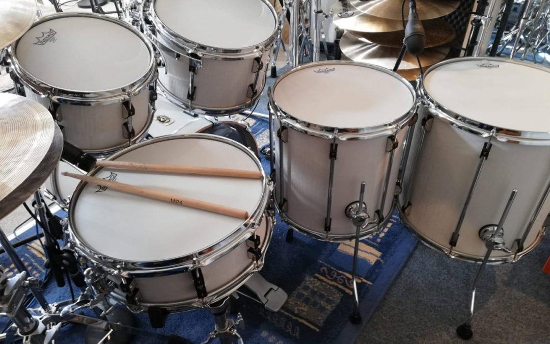 """Erfüll dir Deinen """"TRAUM"""" – Lass uns dein Schlagzeug """"BAUN"""""""