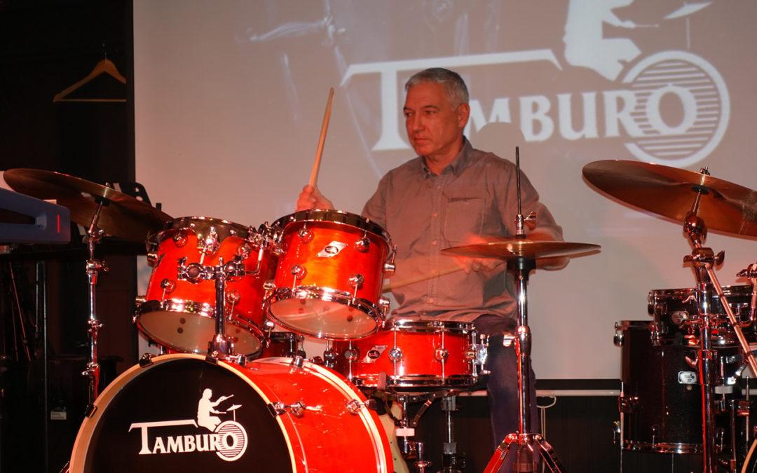 TAMBURO T5 und Unika Drumset